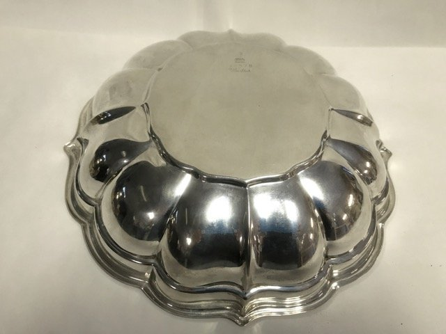 Sterling Silver Serving Bowl - 2