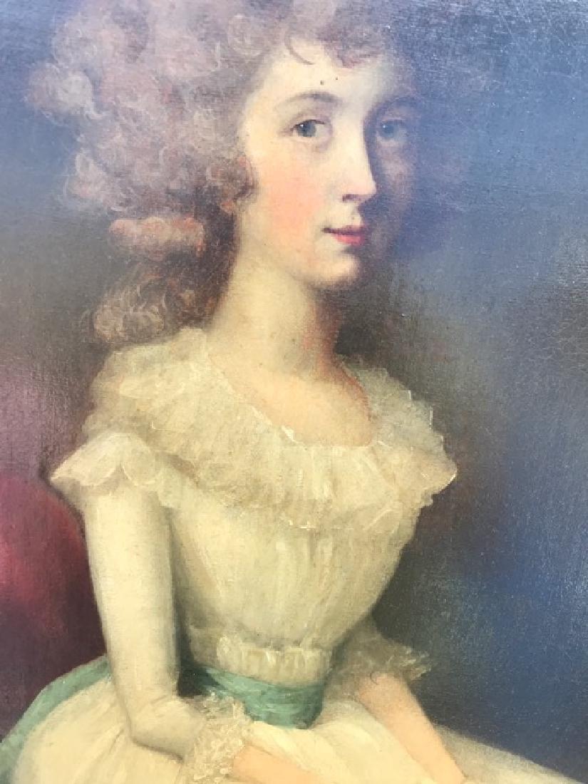 Important Pair of 18th C.  Arthur Devis Oval Portraits - 5