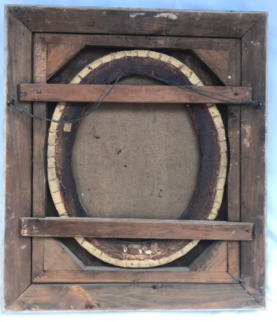 Important Pair of 18th C.  Arthur Devis Oval Portraits - 6