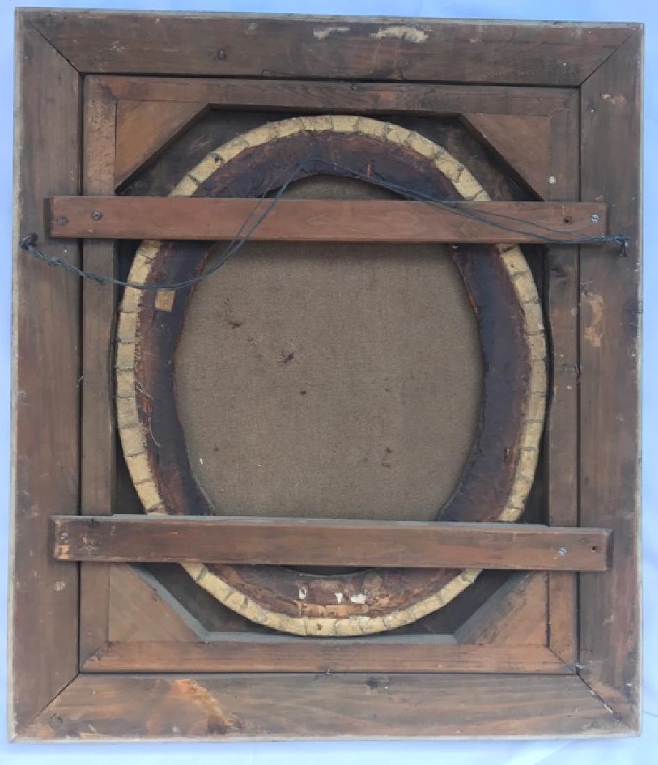 Important Pair of 18th C.  Arthur Devis Oval Portraits - 7