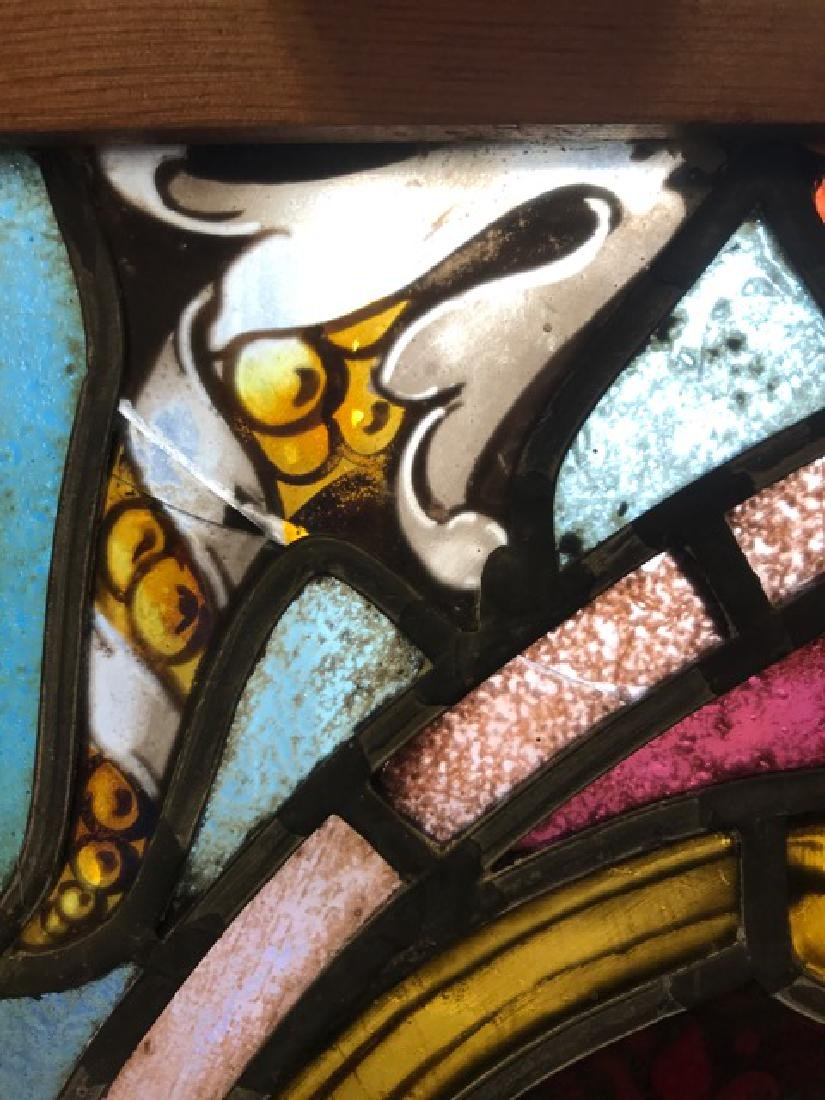 Stained Glass Church Window - 2