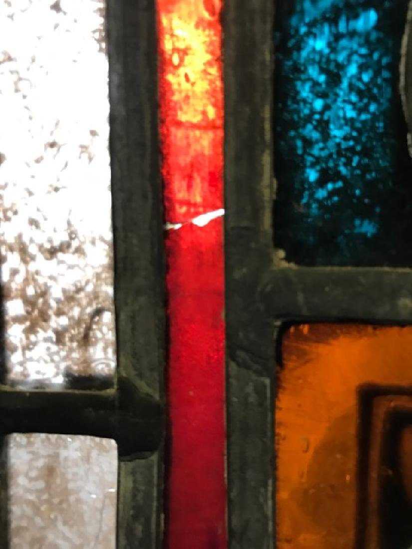 Stained Glass Church Window - 7