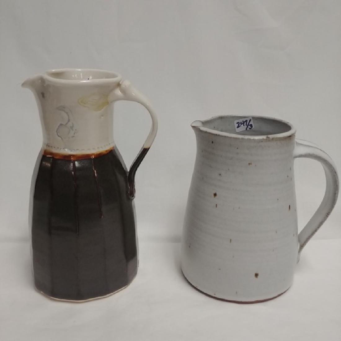 Stoneware Lot - 2