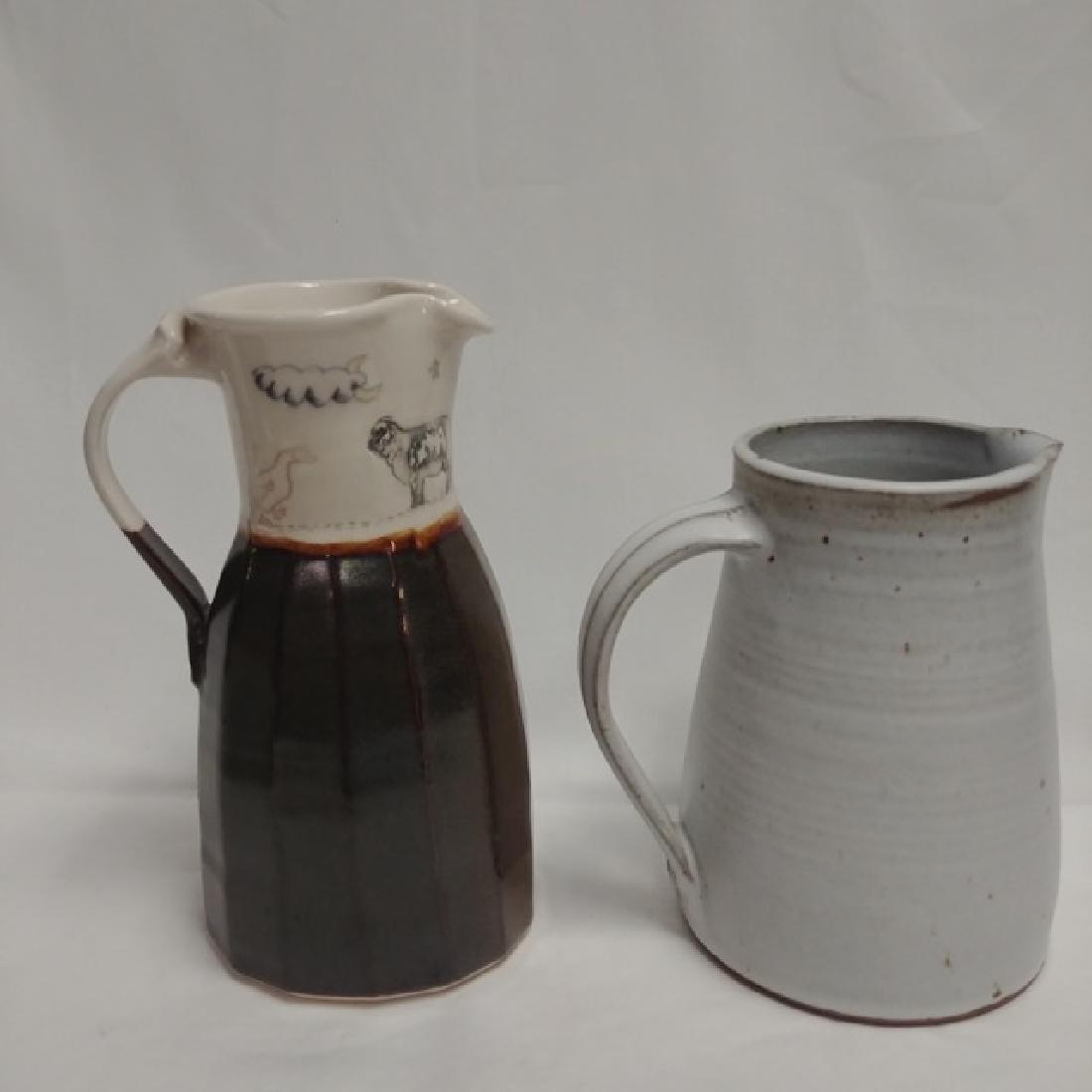 Stoneware Lot - 3