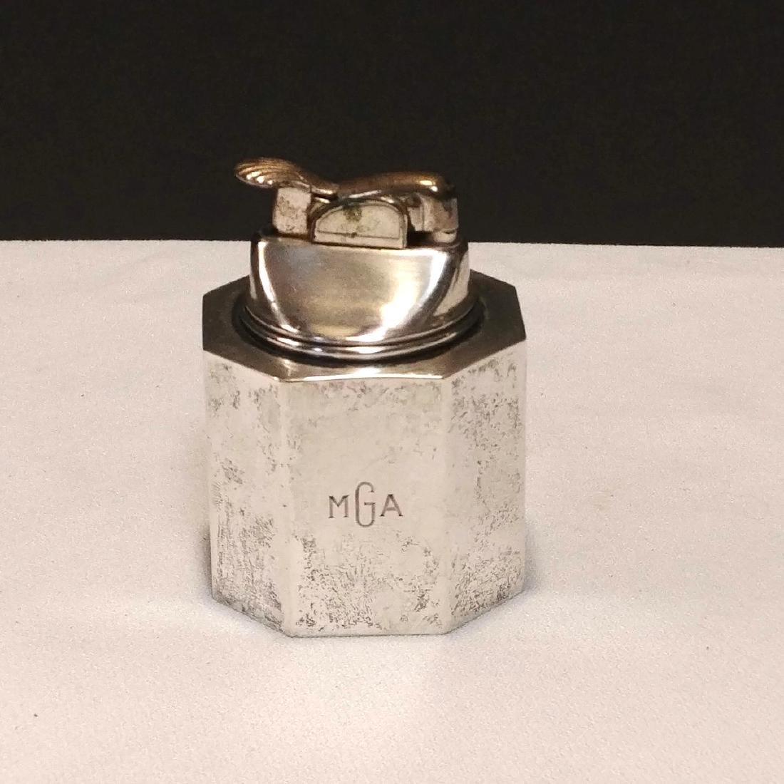Sterling Silver Tiffany Lighter