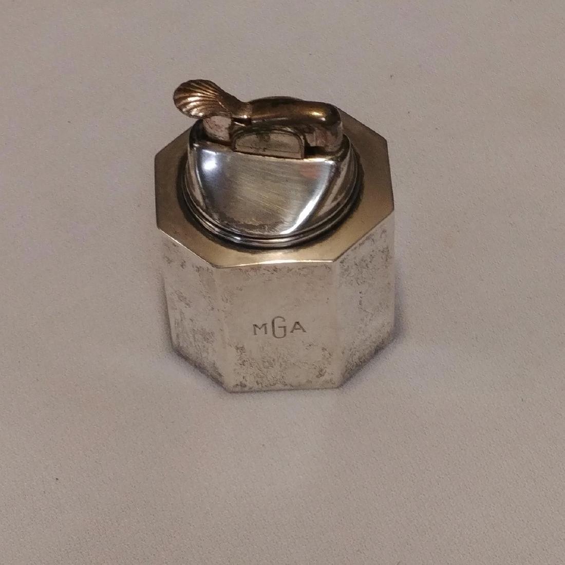Sterling Silver Tiffany Lighter - 2