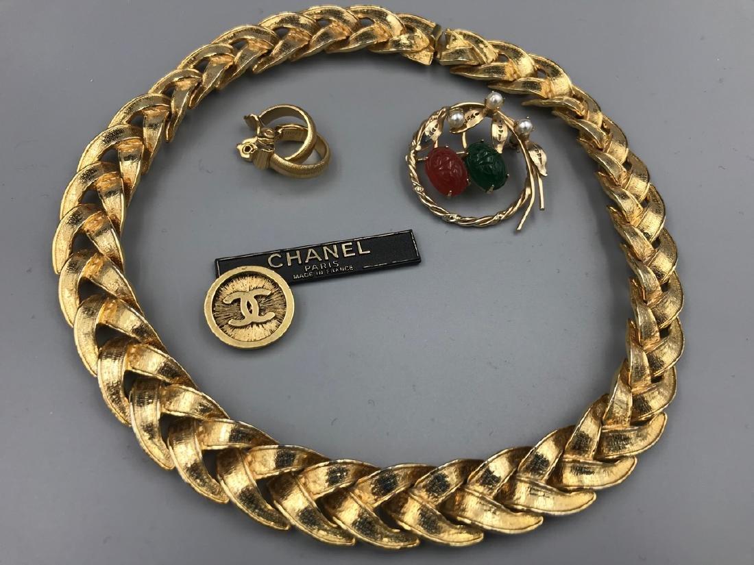 Costume Jewelry Lot (4)