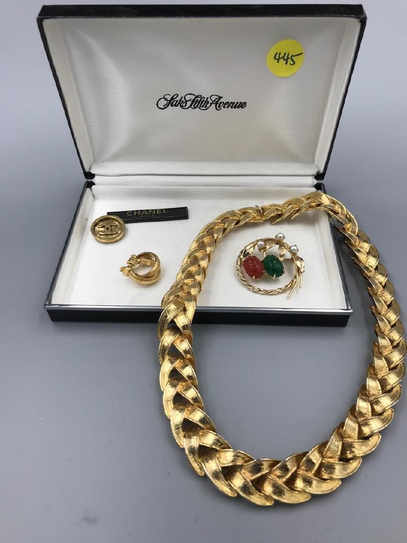 Costume Jewelry Lot (4) - 2