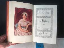 Easton Press Jane Austen Pride and Prejudice