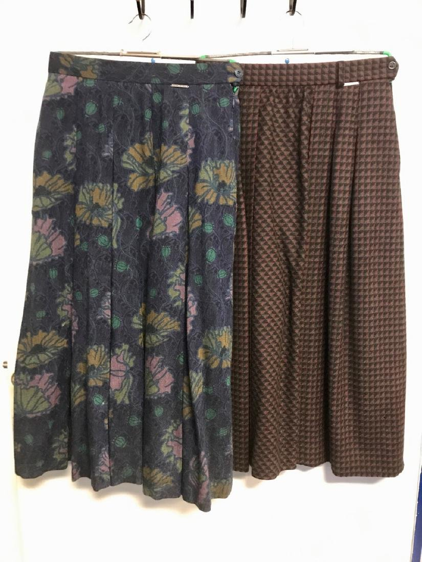Geiger Wool Jackets and Skirts - 2