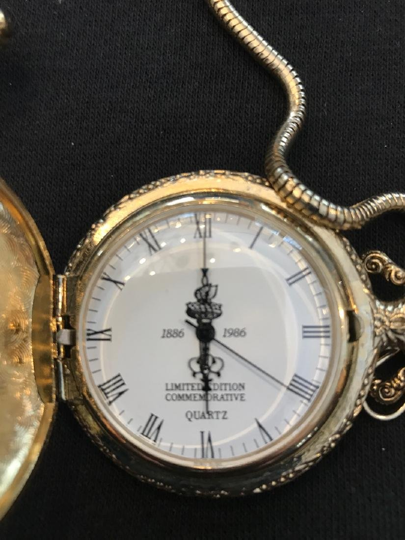 Pocket Watches - Statue of Liberty and Presidential - 3