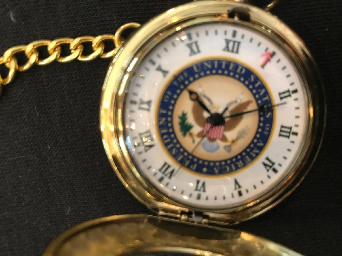 Pocket Watches - Statue of Liberty and Presidential - 4