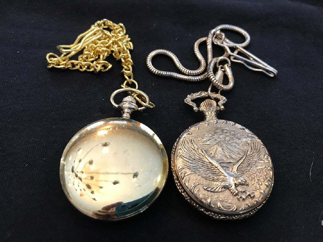 Pocket Watches - Statue of Liberty and Presidential - 5