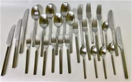 Christofle Stainless Steel Amica Flatware (28)