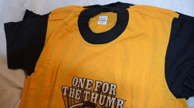 """One For The Thumb In 81"" Joe Greene T-Shirts (6) - 2"
