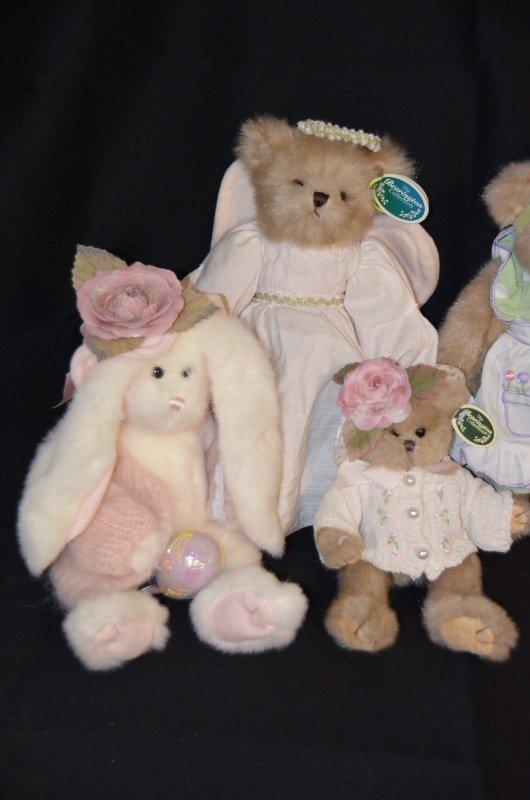 Lot of Bearington Collection Bears - Spring Theme (5) - 2