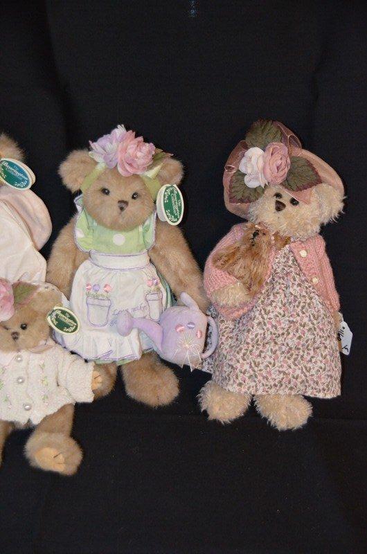 Lot of Bearington Collection Bears - Spring Theme (5) - 3