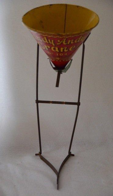 Sandy Andy Crane Tin Toy Part