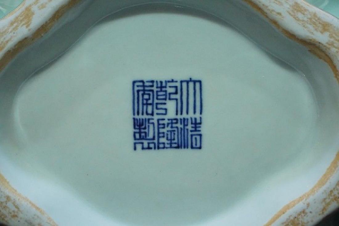 A Famille Rose Porcelain Vase - 10