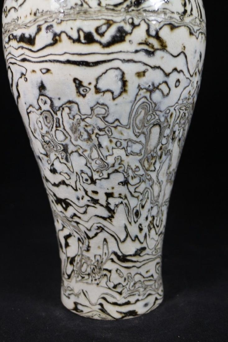 An Underglaze Porcelain Vase - 3
