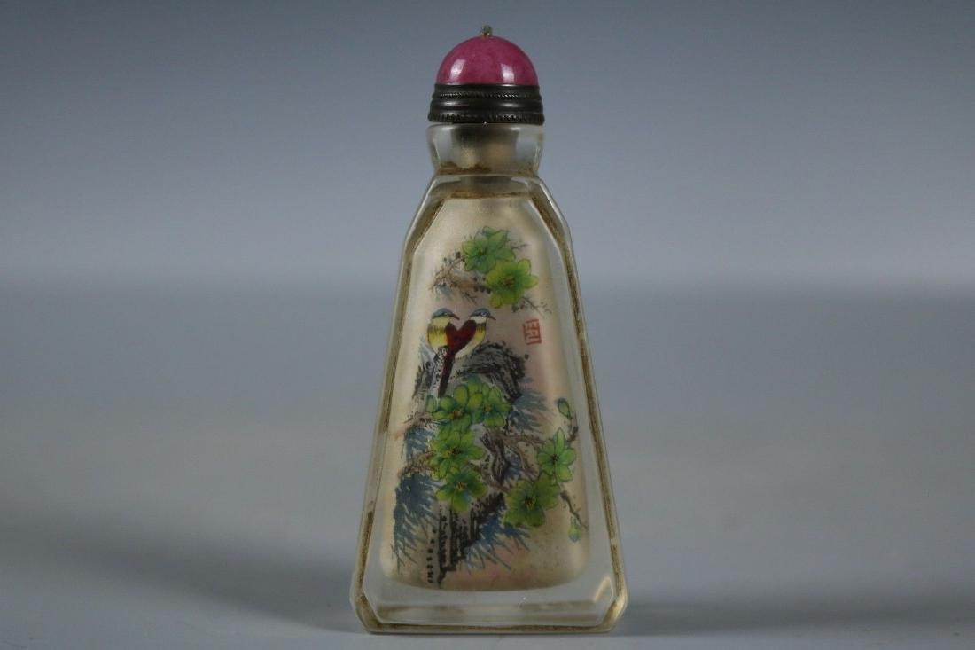 A Glass Snuff Bottle - 6