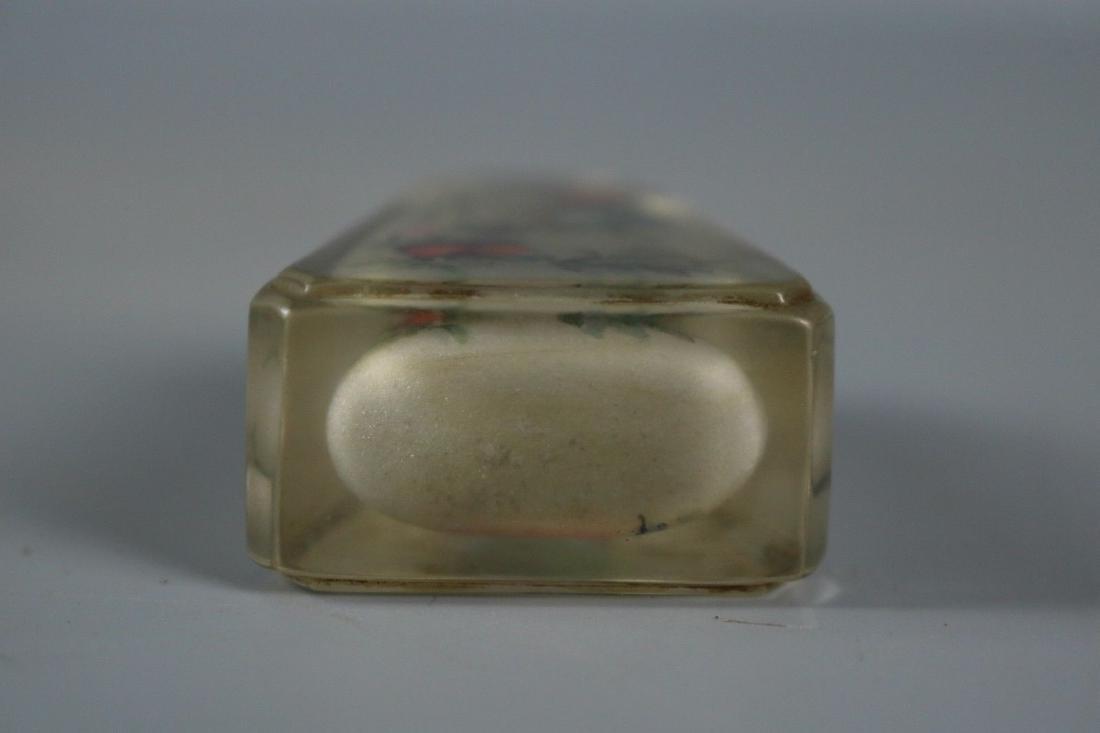 A Glass Snuff Bottle - 9
