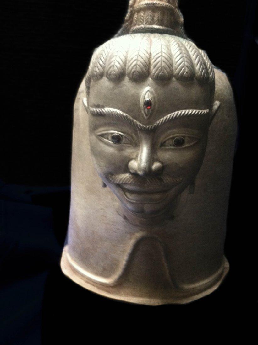 A Head of Shiva (Linga)