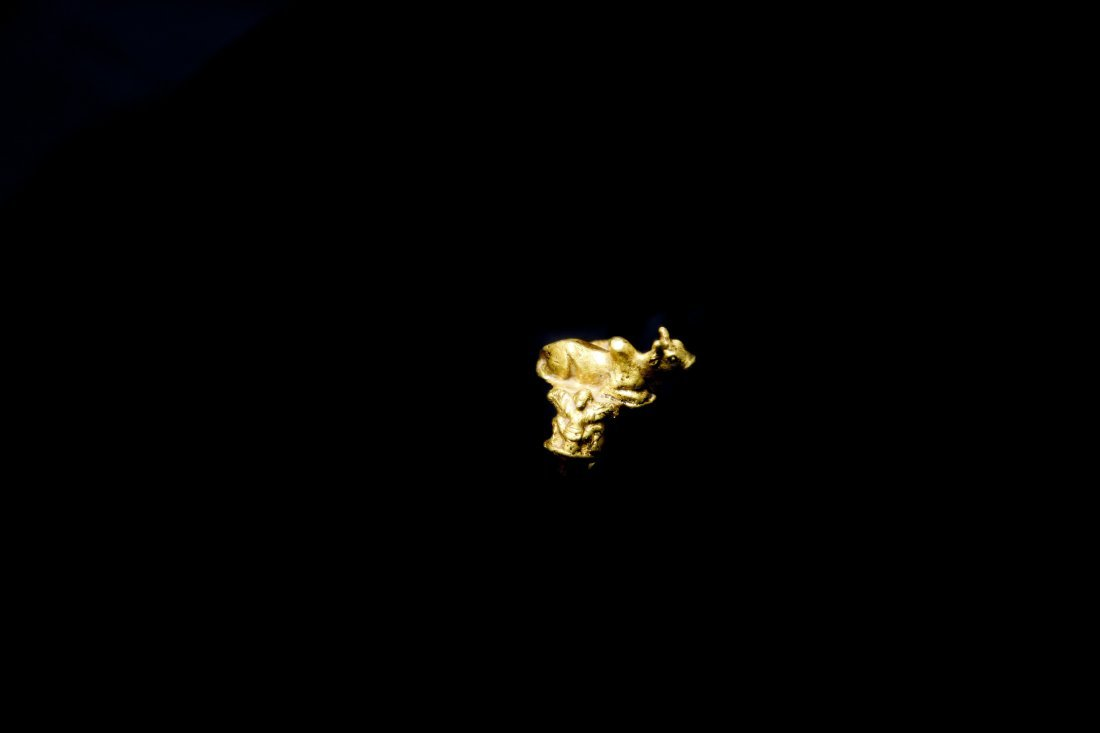 A King's Gold Ring