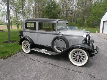 1928 Willys Overland Whippet