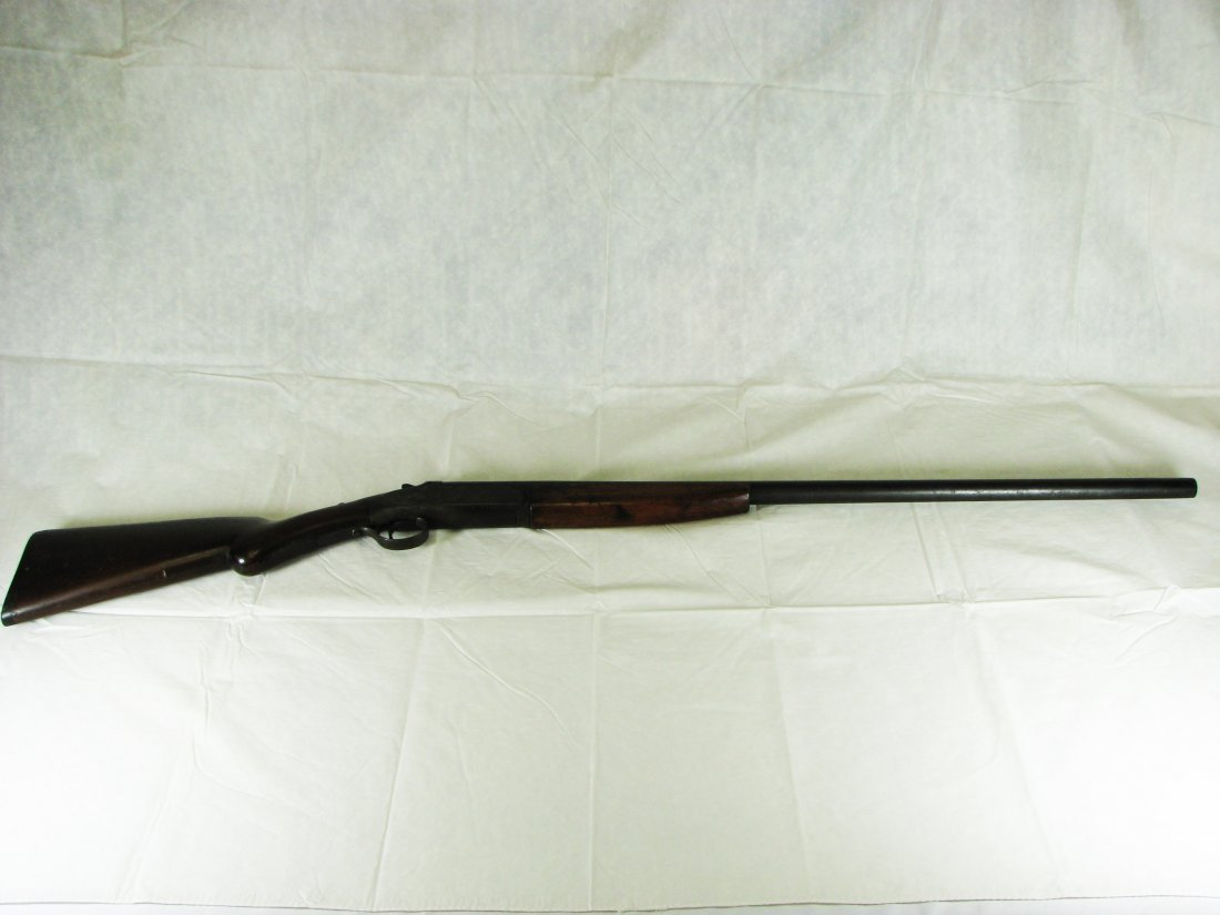 Iver Johnson 12 Gauge Single Shot Shotgun Champion