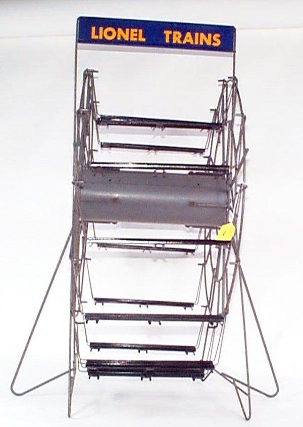 1: Dealer Display D-187 Ferris Wheel Unit for 12 Items,