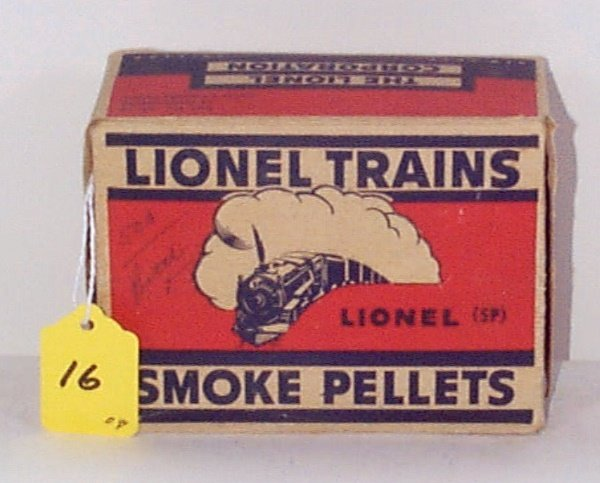 16: 12 SP Blue Label Bottles of Smoke Pellets in Master