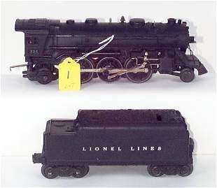 224, 2466W L&T (1945 Variation), Black Rails, Lon