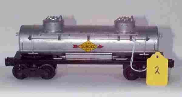 2465 Sunoco Tank Car, Decal in Center, Flying Sho