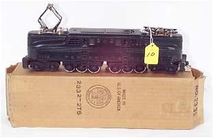 2332 Green Silver Stripe & Keystone GG-1, Weak St
