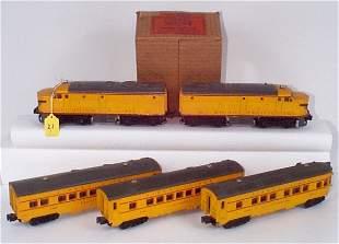 Set 1464W Ann. Set: 2023 AA Diesels w/2481, 82, 8