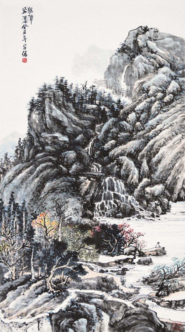 Chen Chong Swee, Fall of Longtan