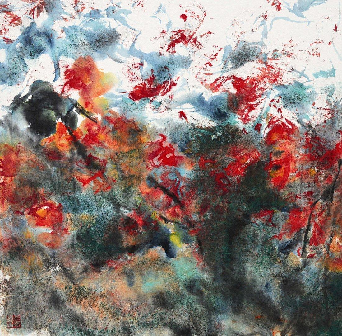 Henri Chen Ke Zhan, Roses