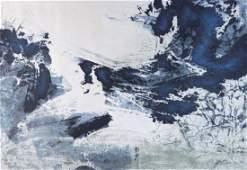 Liu Kuo-Sung (Liu Guosong), Landscape 5 (Memories)