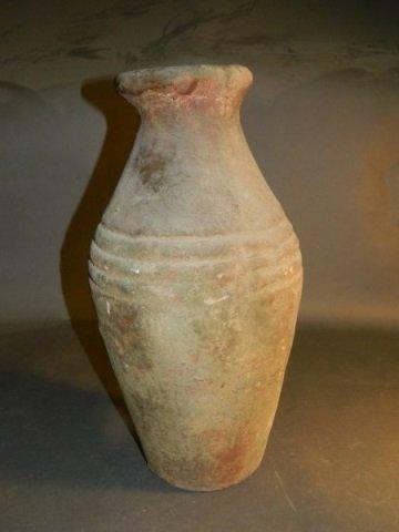 Old Terra Cotta Vessel