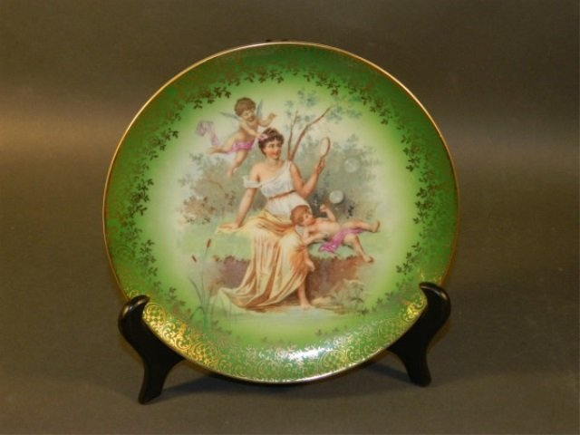 German Imperial China Plate