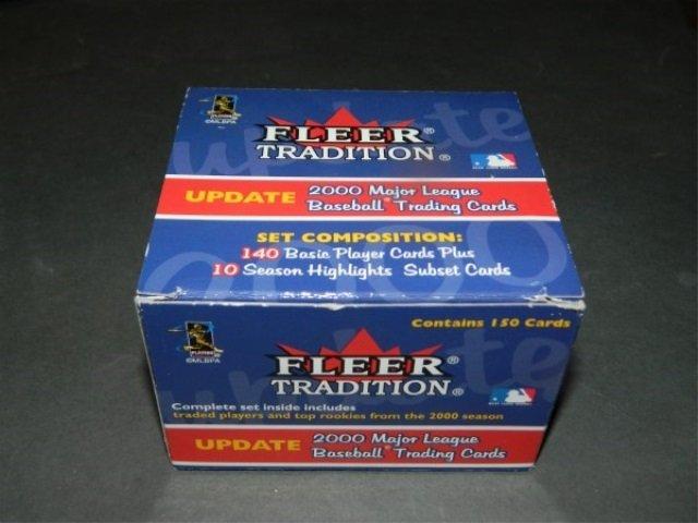 2000 FLEER UPDATE SET