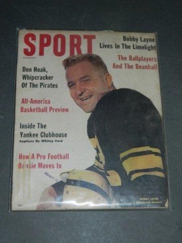 Sport Magazine January 1961