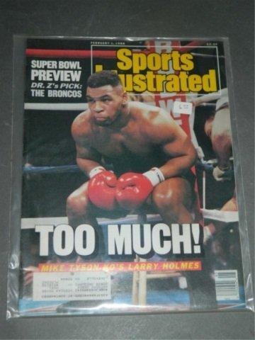 Sports Illustrated Feb. 1, 1988