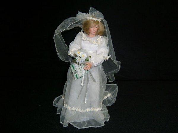 3: Heather Bride Doll