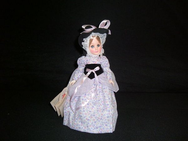 """9: """"Mother Goose Doll"""""""