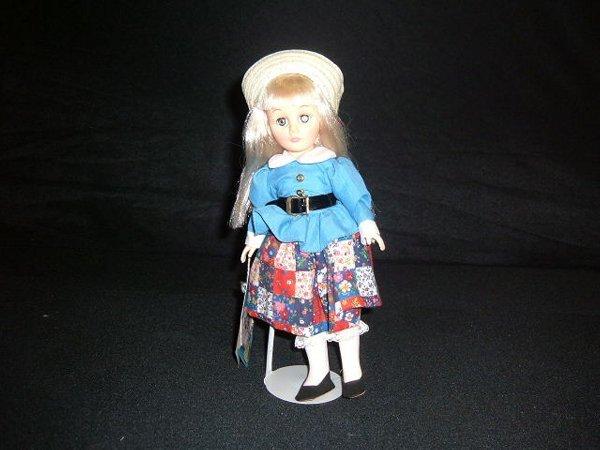 "12: ""Pollyanna"" Doll"