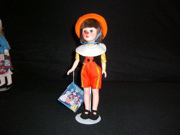 "13: ""Pinocchio"" Doll"