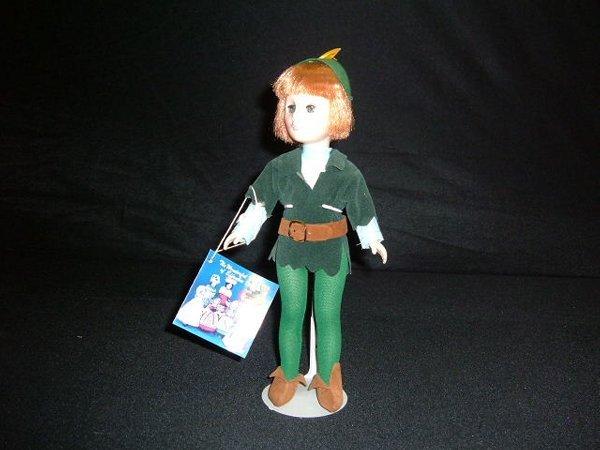 "16: ""Hans Brinker"" Doll"