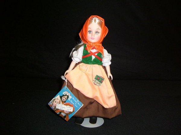 """18: """"Poor Cinderella"""" Doll"""